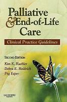 Palliative   End of life Care PDF