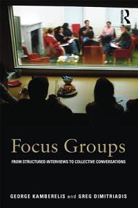Focus Groups Book