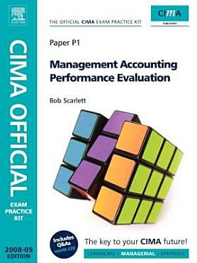 Management Accounting   Performance Evaluation PDF