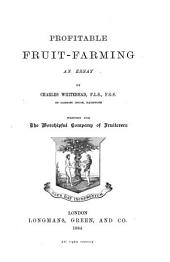 Profitable Fruit-farming