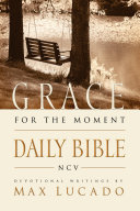 Grace for the Moment Daily Bible NCV Book
