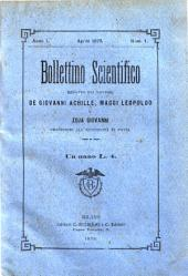 Bollettino scientifico