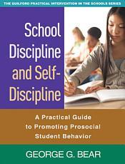 School Discipline and Self discipline PDF