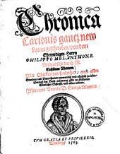 Chronica: gantz new Latine geschrieben, Band 1