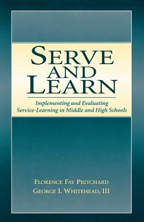 Serve and Learn PDF