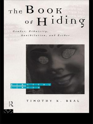 The Book of Hiding