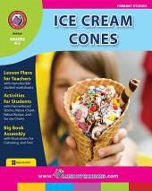 Ice Cream Cones Gr. K-2
