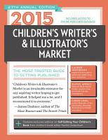 2015 Children s Writer s   Illustrator s Market PDF