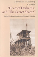Approaches to Teaching Conrad s  Heart of Darkness  and  The Secret Sharer