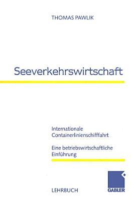Seeverkehrswirtschaft PDF