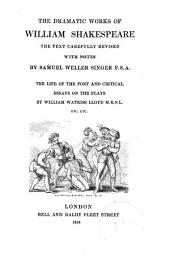 As you like it. Taming of the shrew. All's well that ends well. Twelfth night