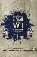 Ziarah dan wali di dunia Islam PDF