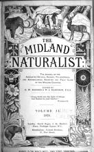 The Midland Naturalist PDF