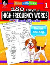 180 Days of High-Frequency Words for First Grade: Practice, Assess, Diagnose