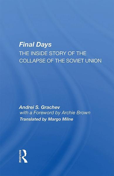Download Final Days Book
