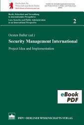 Security Management International PDF