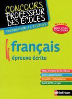 Fran  ais       crit PDF
