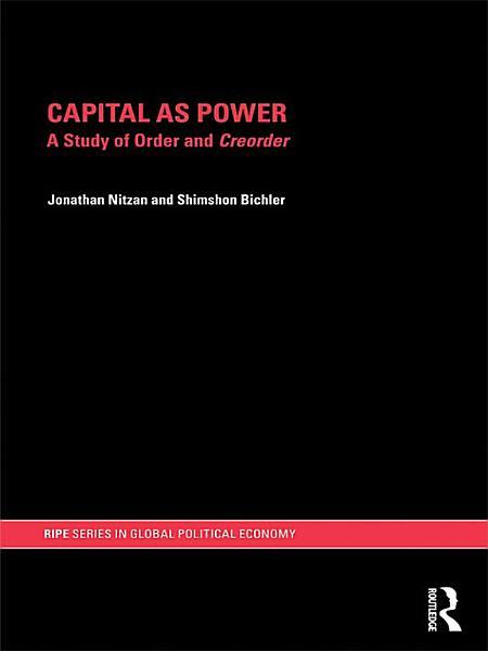 Capital as Power