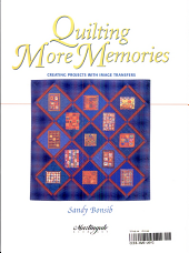Quilting More Memories PDF