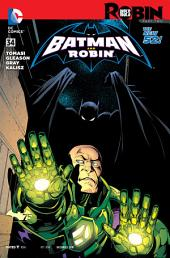 Batman and Robin (2012-) #34