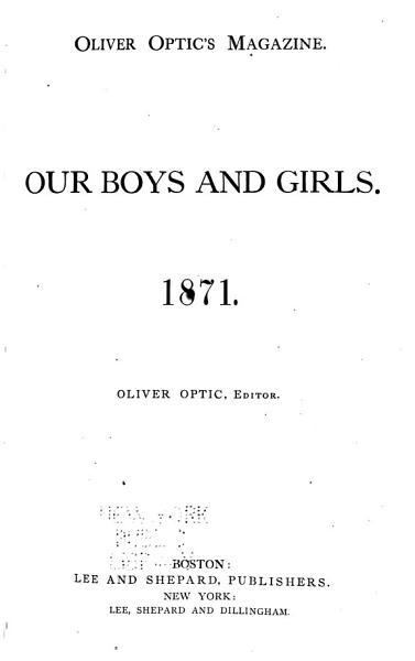 Oliver Optic s Magazine
