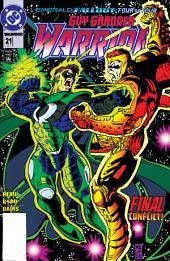 Guy Gardner: Warrior (1992-) #21