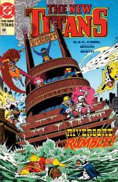 The New Titans (1984-) #69