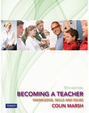 Becoming a Teacher Book