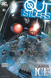 The Outsiders (2007-) #21