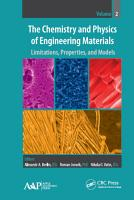 The Chemistry and Physics of Engineering Materials PDF