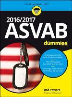 2016   2017 ASVAB For Dummies PDF