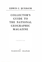 Collector s Guide to the National Geographic Magazine PDF