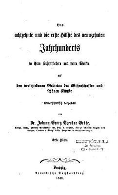Lehrbuch einer allgemeinen Liter  rgeschichte aller bekannten V  lker der Welt  von der   ltesten bis auf die neueste Zeit PDF