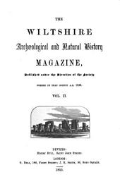 The Wiltshire Archaeological and Natural History Magazine: Volume 2