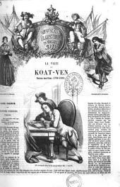 Oeuvres illustrees d'Eugene Sue: La vigie de Koat-Ven roman maritime (1780-1830)