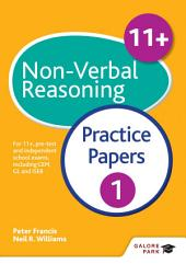 11+ Non-Verbal Reasoning Practice Papers: For 11+, pre-test and independent school exams including CEM, GL and ISEB