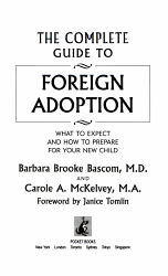 The Complete Guide to Foreign Adoption PDF