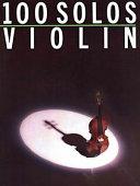 100 solos  violin PDF