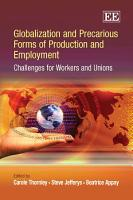 Globalization and Precarious Forms of Production and Employment PDF