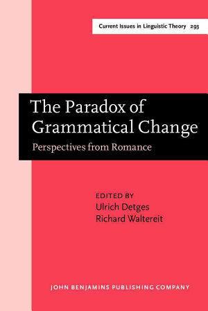 The Paradox of Grammatical Change