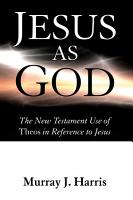 Jesus as God PDF