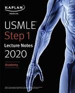USMLE Step 1 Lecture Notes 2020: Anatomy