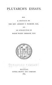 Plutarch's essays