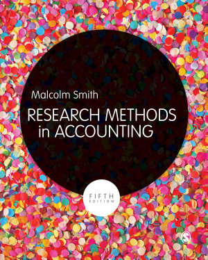 Research Methods in Accounting PDF