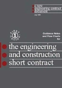 Guidance notes and flow charts for the engineering and construction short contract PDF