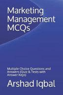 Marketing Management MCQs PDF