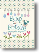 Bump to Birthday, Pregnancy & First Year Journal Book