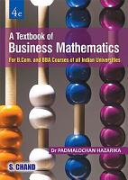 A Textbook of Business Mathematics  4th Edition PDF