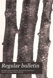 Regular Bulletin: Issues 176-207