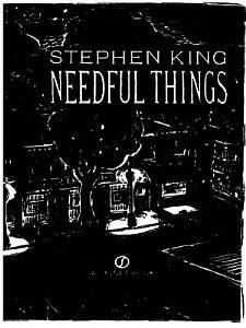 Needful Things Book